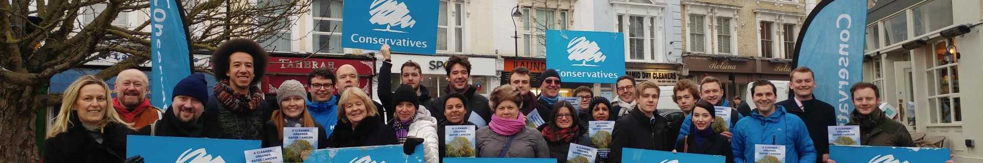 Banner image for Camden Conservatives
